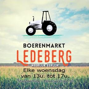 Boerenmarkt terug vanaf 5 december